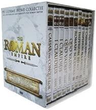 The Roman Empire Collection (I, Claudius / Quo Vadis? / Caesar the Conqueror / Imperium: Nerone / Imperium: Augustus / the Fall of the Roman Empire / Caesar and C...) by Derek Jacobi
