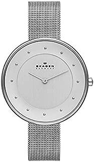 Reloj Analógico para Mujer de Cuarzo con Correa en Acero Inoxidable SKW2140