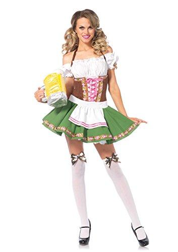 Leg Avenue - Costume Gretchen - 2 pièces