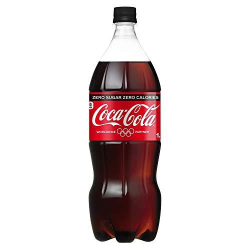 コカコーラ ゼロ ペットボトル 1.5L×8本
