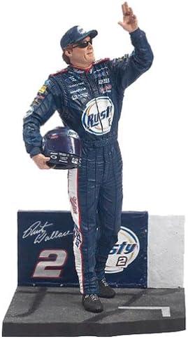Action-McFarlane shop 40% OFF Cheap Sale - NASCAR Wallace Figure Rusty