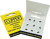 Clipper - Piedras para todo tipo de mecheros, especialmente para mechero Clipper y Zippo, 18 unidades