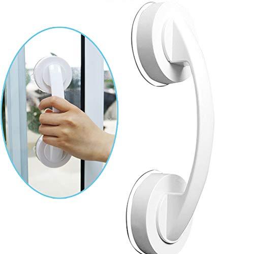 Türgriff mit Vakuum-Saugnapf, für Badezimmer, Küche, Glastüren, Dusche, Sicherheitsgriff, Möbelgriff