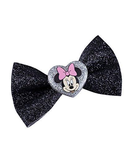 SIX Glitzernde Haarspange mit Minnie Maus-Schleife Disney (304-472)