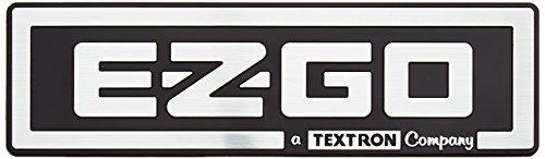 EZGO 71037G01 EZGO/A Textron Company (Bright Silver Finish)