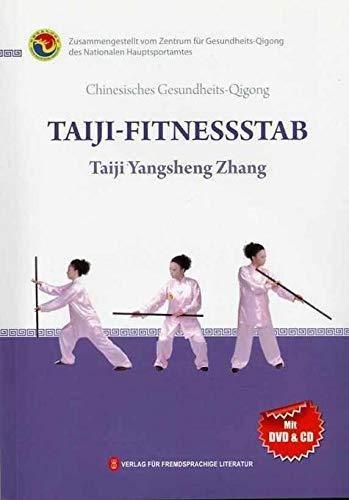 Taiji-Fitnessstab: Chinesisches Gesundheits-Qigong