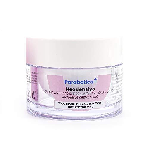 Parabotica NEODENSIVE Creme mit LSF20 50ml, Anti-Aging-Creme mit Hyaluronsäure, frei von Farbstoffen und Ölen