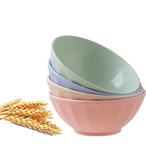 65% off Cereal Bowl Set of 4 Use promo code:  65FNQCRI Only works on Colorful option with  no  quantity limit  2