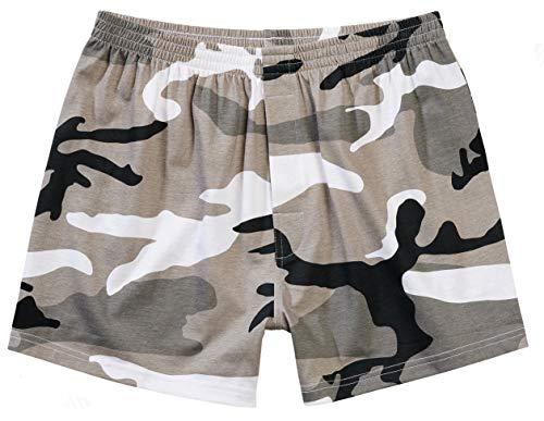 Brandit Boxershorts, Urban, Größe XL