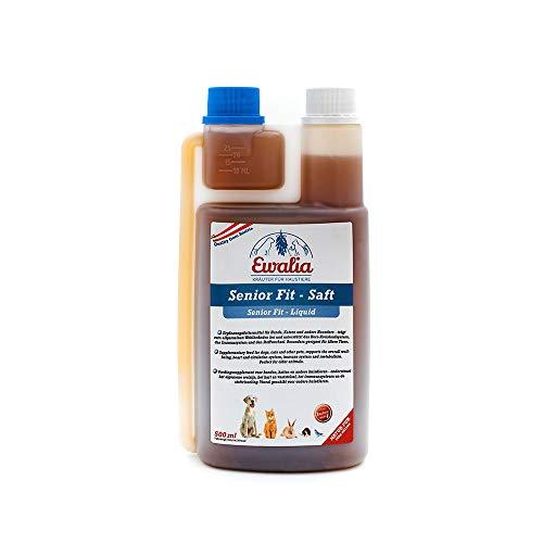 Ewalia Senior Fit - Saft für Haustiere 500 ml