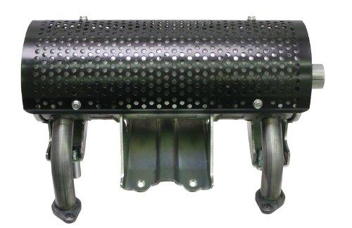 Honda Right muffler for GX630, GX660, GX690 engines Engine Parts