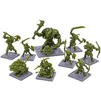 Mantic Games MGDS20 Miniatures Set Model, Multicolor alfonbrilla para ratón