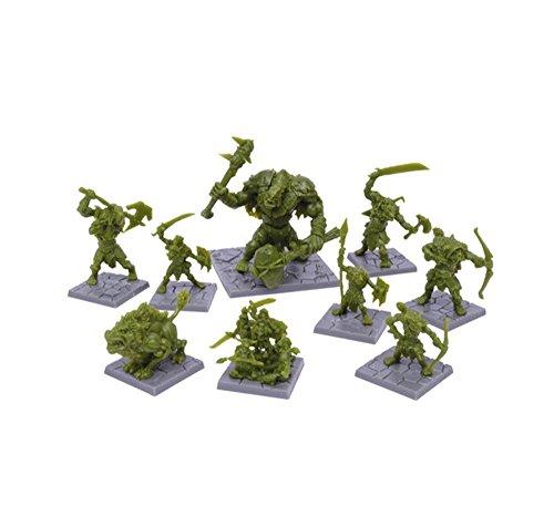 Mantic Games MGDS20 Miniatures Set Modelo, Multicolor