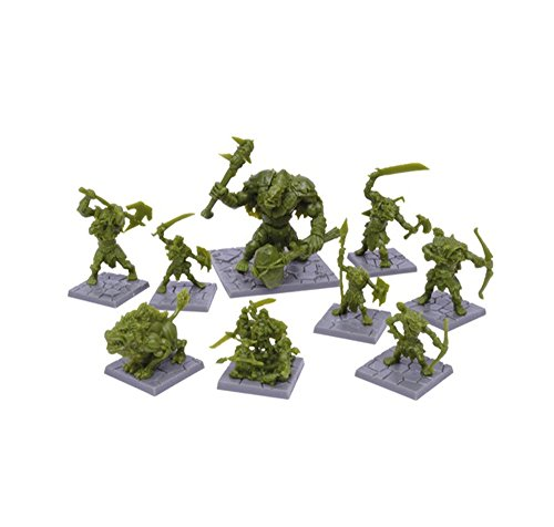Mantic Games MGDS20 Miniaturen-Set, Mehrfarbig