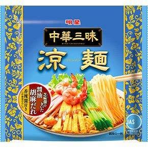 明星食品『中華三昧 赤坂離宮 涼麺』