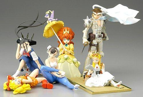 Capcom Figure Collection Kinu Nishimura BOX