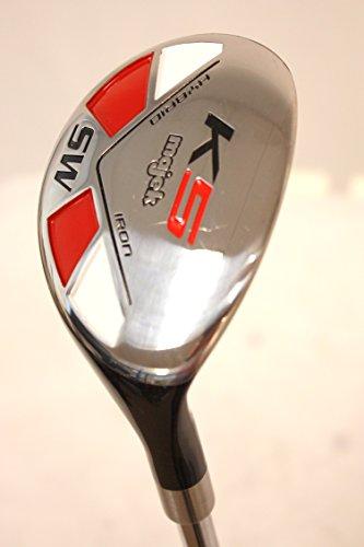 Majek Golf All Hybrid SW Senior Flex Right Handed New Utility A Flex Club