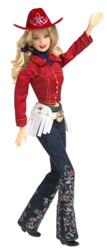 Western Chic BARBIE Doll Collector Edition (2001) Mattel Barbie Collector Edition