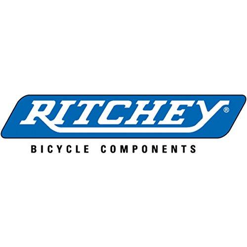 Ritchey Capot Aluminium pour Potence C220 WCS Wet Black Pédales Adulte Unisexe, Noir, Taille Unique