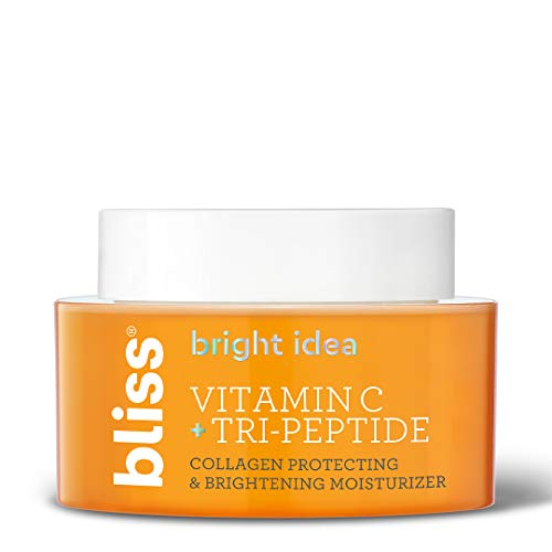 Bliss Bright Idea Vitamin C + Tri-Peptide Collagen Protecting Eye Cream