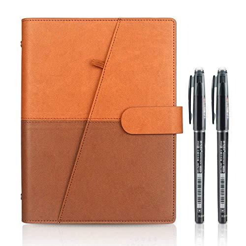 Herbruikbare Notebook A5, Smart Notebook, Notebook Dagboek 100 Pagina's Nemen Opmerkingen Snelle schetsen Cloud Opslag voor Artchitect/Student/Schrijver