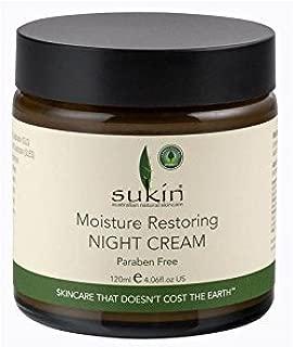 Sukin Moisture Restoring Night Cream (120ml)