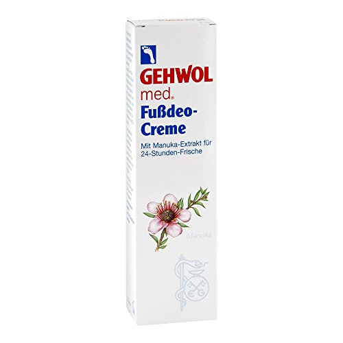 GEHWOL med Fussdeo-Creme, 125 ml