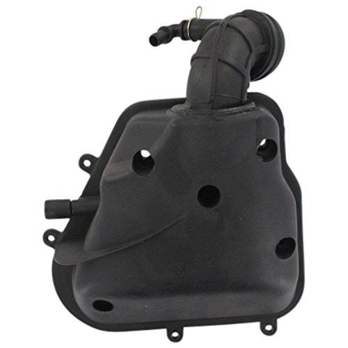 Xfight-Parts Luftfilterdeckel mit Ansaugstutzen zum Vergaser fuer Geh. 9-fach verschr 2Takt 50ccm YY50QT-28 Zhongneng / ZNEN ZN50QT-11C