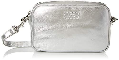 UGG Janey Crossbody Leder, Silber (metallic silver), Einheitsgröße