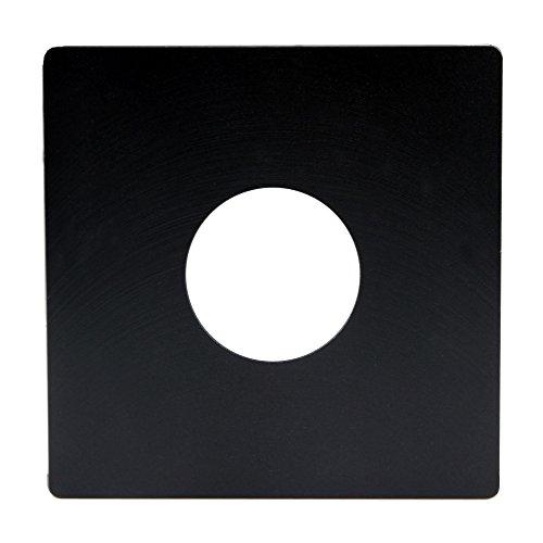 Center Hole Copal Compur Prontor #1 Lens Board 110x110mm for K.B. Canham Toyo 45A 45AII 45CF 45FA 4x5 Large Format Camera DLC