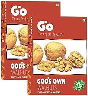 Walnuts Kernels Extra Light /Quarters 2 X 250 Gm