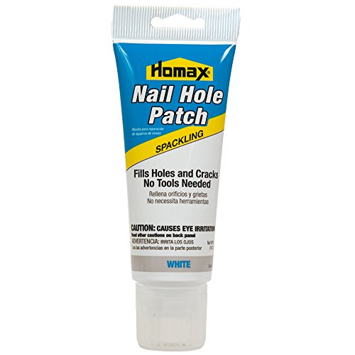 Nail Hole Patch, 5.3 oz, Spackling