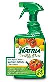 Natria 706230A Insecticidal Soap Organic Miticide, 24 oz, Ready-to-Use