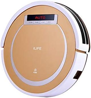 ILIFE V55 Robot Aspirador para el Hogar - Múltiples Modos de Limpieza | Puntos de Carga Automáticos | i-Dropping | Pantalla LCD | Control a Distancia | 4 Modos de Limpieza (App iLife): Amazon.es: Hogar