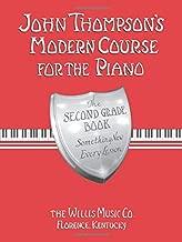 John Thompson الحديث بالطبع البيانو–مصنوع من الدرجة الثانية ((كتاب فقط)