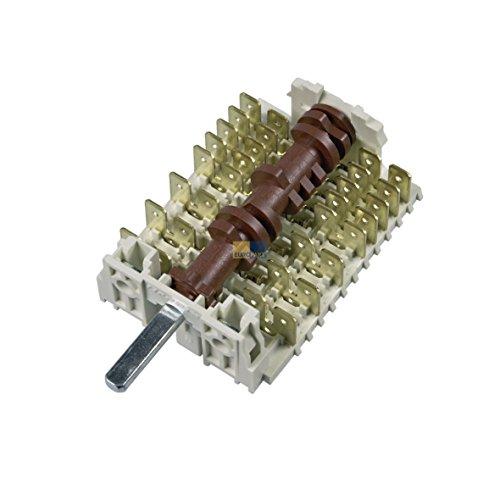 Amica 1033941 ORIGINAL Backofenschalter Geräteschalter Schalter Dreefs 11HE149 Backofen Herd