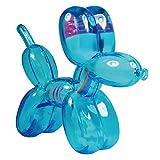 GHTTHJ Modelo Esquelético Divertido De La Anatomía del Esqueleto Azul Transparente del Perro del Globo Diseñado por Jason Freeny 10 Piezas Desmontables