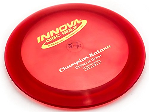Innova Champion Katana Golf Disc (Colors may vary), 173-175 gram