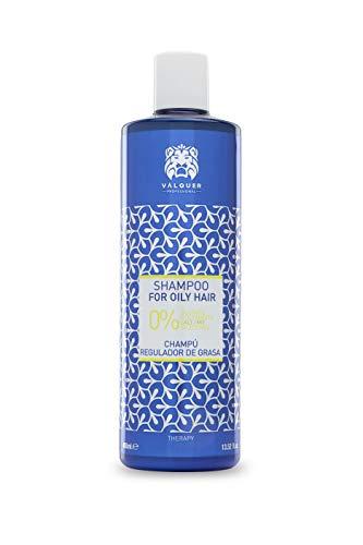 válquer shampoo vet (zonder sulfaat, zout, parabenen, kleurstoffen, met-400 ml