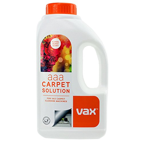 Vax AAA Carpet Washer Cleaning Shampoo Floral Infusion 750ml 1912736601, 750