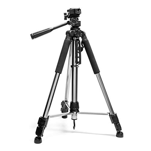 Tripe Universal 1,50 Metros para Câmeras Fotográficas com suporte para celula