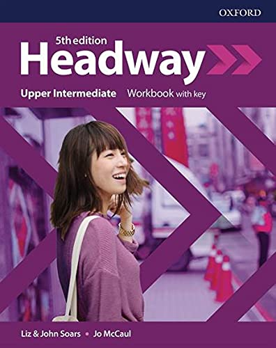 Headway: Upper-Intermediate: Workbook with key