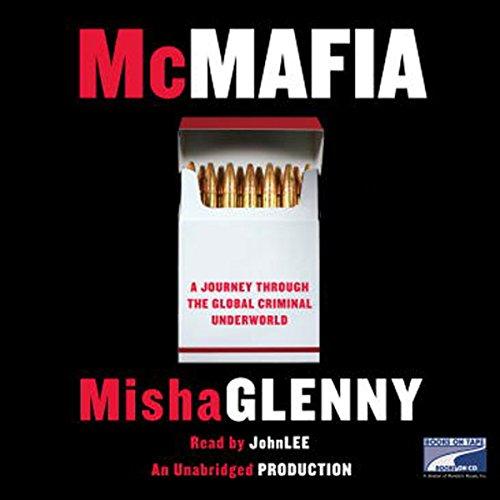 McMafia cover art