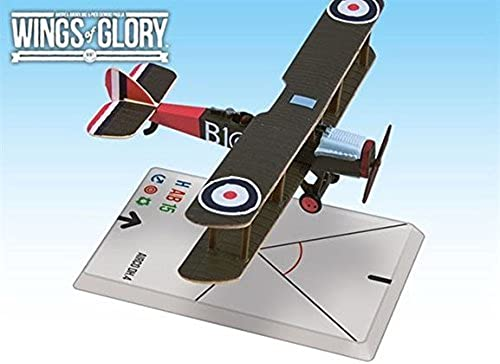 Wings of Glory Miniature  Airco DH.4 (Bartlett Naylor) by Ares Games