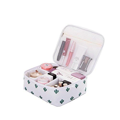 AKAAYUKO 1PCS Kulturbeutel Waschbeutel Make up Kosmetische Reisetaschen Wash Bag -B7