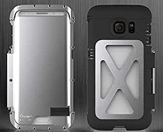 Best armor luxury leather metal aluminum case cover Reviews