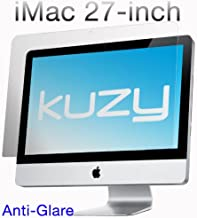 Kuzy - Anti-Glare Matte Screen Protector Filter for 27 inch iMac Desktop Display 27