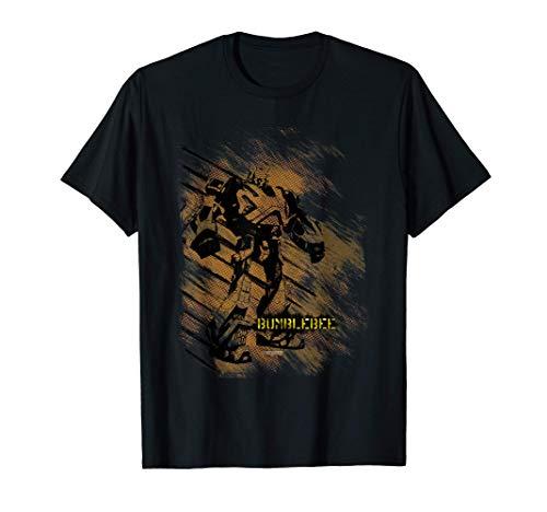 US Transformers Fall Of Cybertron Bumblebee Halftone 01 Camiseta