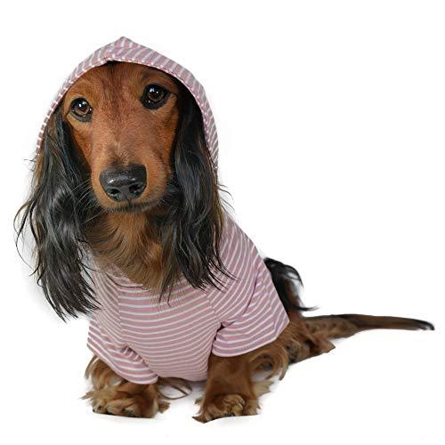 DJANGO Dog Hoodie and Super Soft and Stretchy...