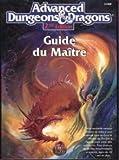 Guide du maître dongeons et dragons seconde édition